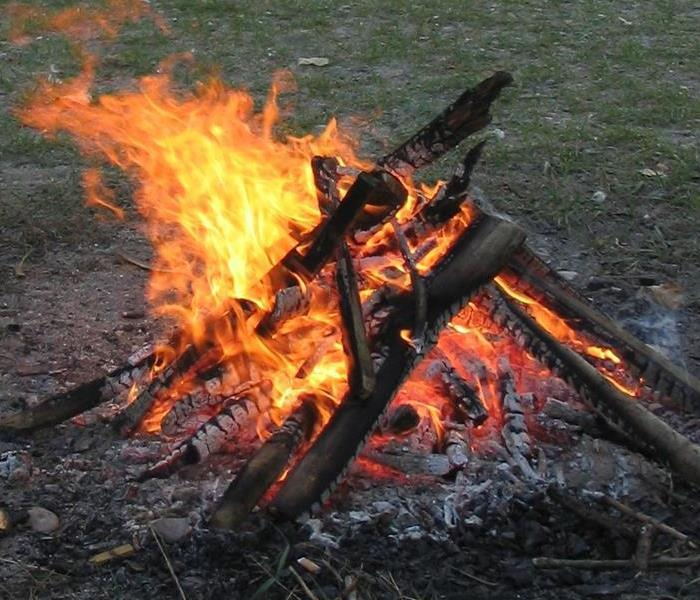 General How to stay safe this summer when joining around the campfire
